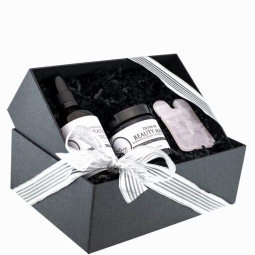 Derma ID Weihnachtsgeschenk Box persönliches Weihnachtsgeschenk