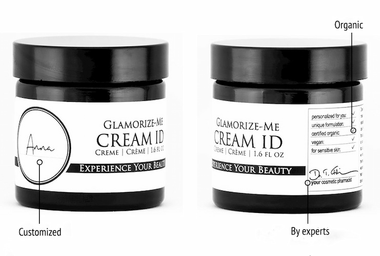 Derma ID Glamorize-Me Cream ID face cream helps you as it is custom made, natural and formulated by experts