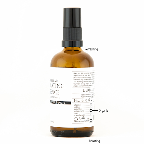 Derma ID Refresh-Me Hydrating Essence Rose Water Spray helps you as it is refreshing, organic and enhancing